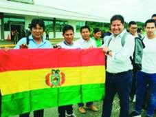 Bolivia, Eduardo Villegas