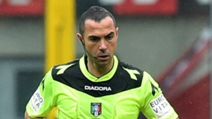 Marco Guida, referee, Serie A, 02052017