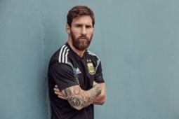 Camiseta Alternativa Argentina Leo Messi