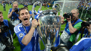 Chelsea 2012 Champions League winners