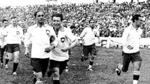Brazil x Argentina 1925