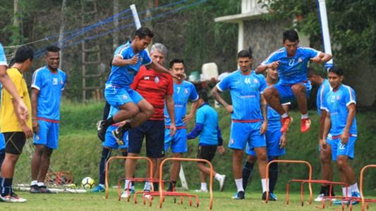 TC Pemusatan Latihan Arema FC