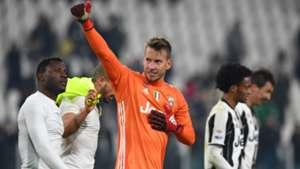 Norberto Neto Juventus Serie A 2016-17