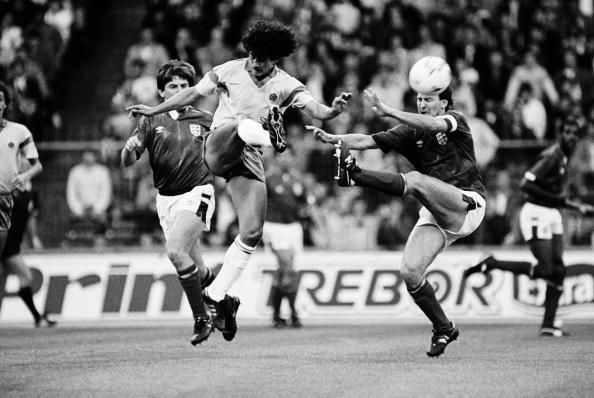 Colombia vs Inglaterra Wembley 1988