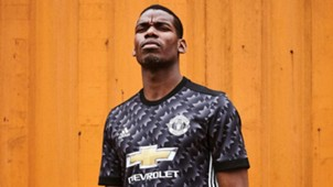 Manchester United Away Kit 2017/18