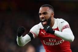 Lacazatte Arsenal Fulham