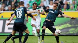 Werder Bremen Borussia Mönchengladbach Bundesliga 07042019