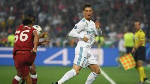 Ronaldo Alexander-Arnold Real Madrid Liverpool
