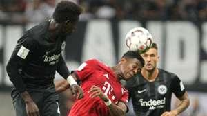 David Alaba Bayern Munchen Eintracht Frankfurt Supercup 12082018