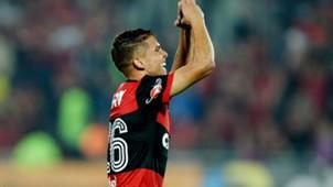 Gustavo Cuellar Flamengo Santos 28062017