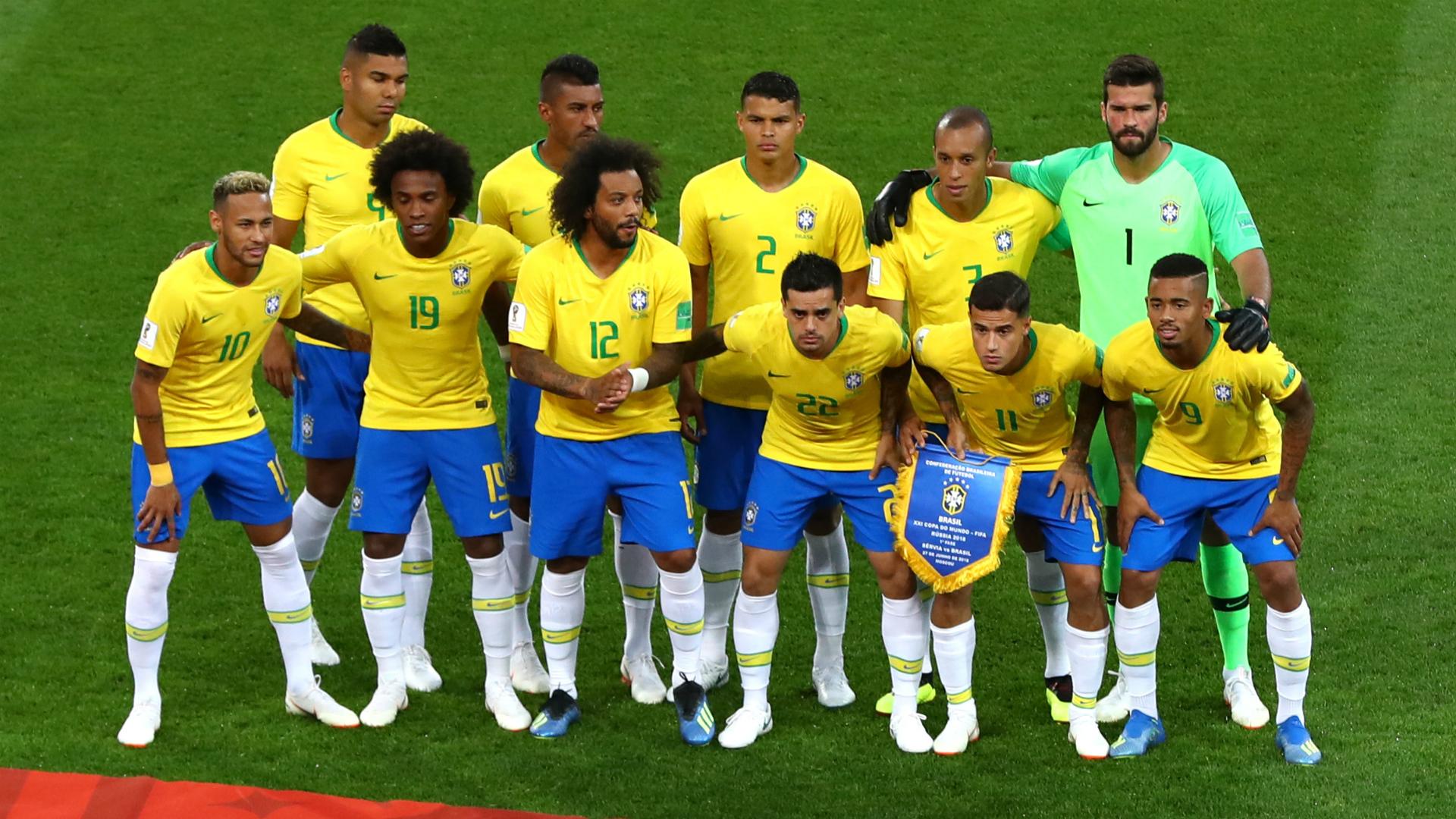 Brasil Sérvia I 27 06 18 I Copa do Mundo