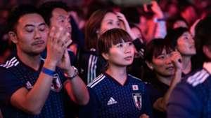 Japan Fans 18062018