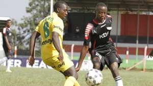 Mathare United v Ulinzi Stars