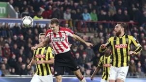 PSV - Vitesse, Eredivisie 12232017