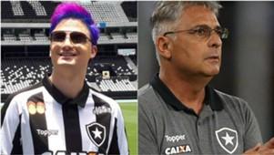 GFX Felipe Neto Marcos Paqueta Botafogo 2018