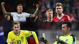 UEFA World Cup play-offs GFX