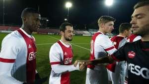 Amin Younes, Jong Ajax, 05022018