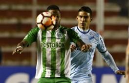Bolívar - Atlético Nacional Copa Libertadores 2018