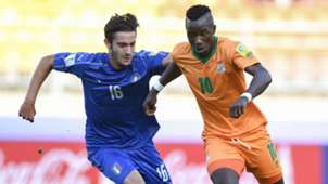 Italy Zambia Under-20 World Cup