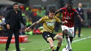 Tiemoue Bakayoko Gennaro Gattuso AC Milan Serie A 2019
