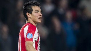Hirving Lozano, PSV, Eredivisie 09302017
