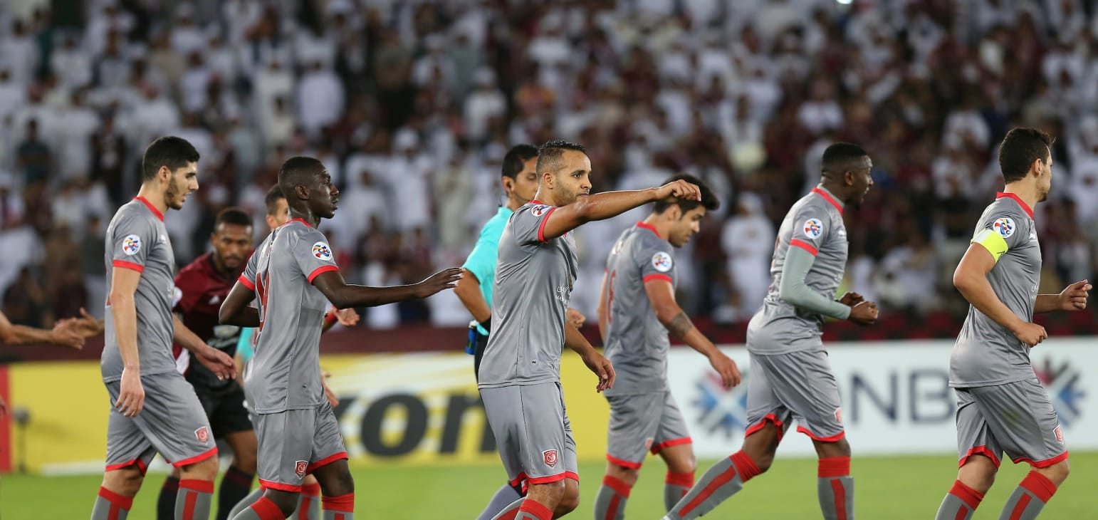 AFC Champions League - Al Duhail vs. Al Wahda