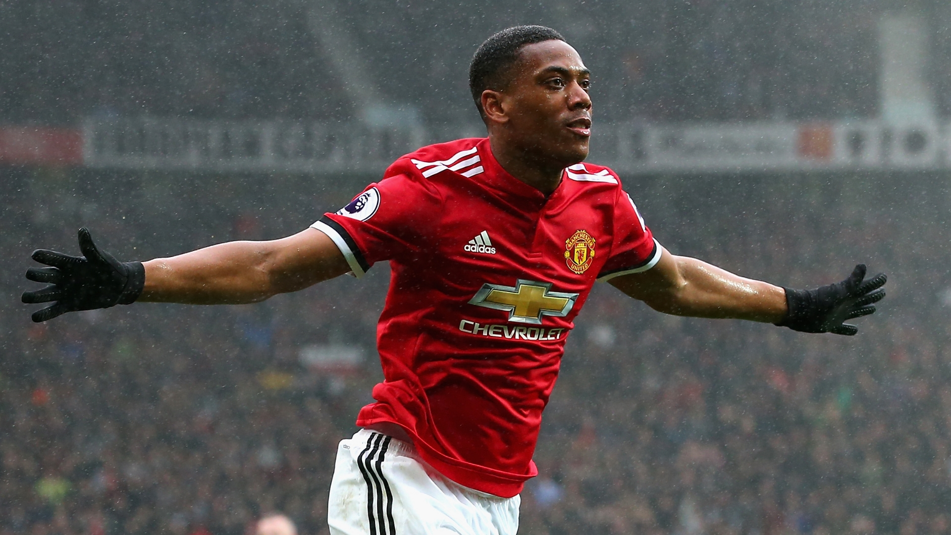 Anthony Martial, Man Utd