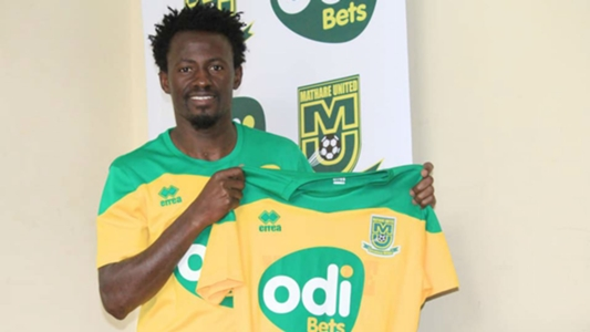Kevin Kimani rejoins Mathare United on a two-year deal