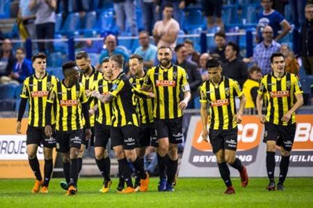 Vitesse - Utrecht Dutch Play-offs 2017-2018