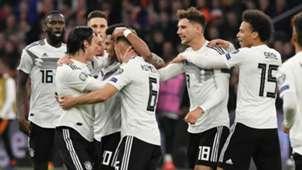 Germany celebrate 2019