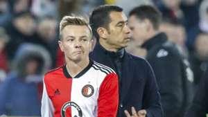Jordy Clasie, Feyenoord, 04132019