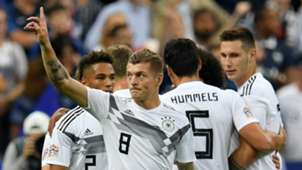Toni Kroos France Germany UEFA League of nations