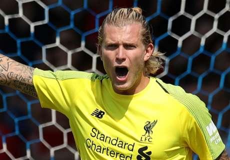 Karius slams critics despite error in Dortmund defeat