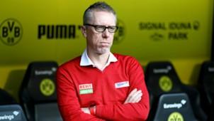 Peter Stoger Borussia Dortmund