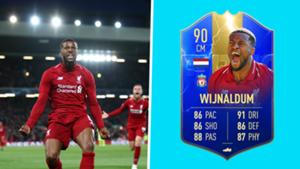 FIFA 19 Wijnaldum