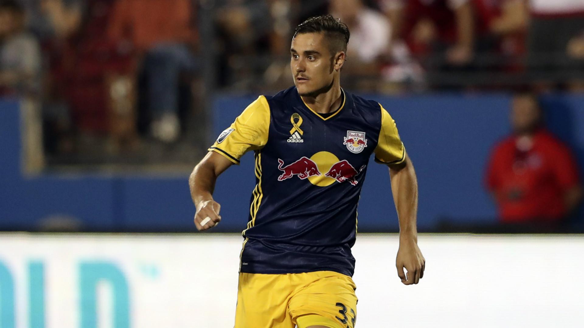 Aaron Long MLS New York Red Bulls 09022017