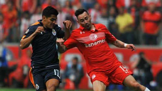 Rubens Sambueza Semifinal Clausura 2017