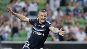 Besart Berisha Melbourne Victory A-League