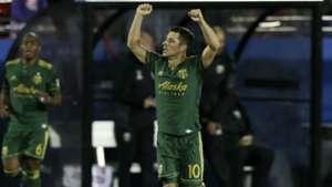Sebastian Blanco Portland Timber MLS