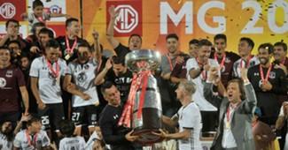Colo Colo campeón Supercopa 2018