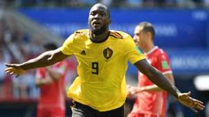 Romelu Lukaku Belgium 2018 World Cup