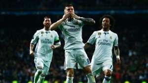 Toni Kroos Real Madrid 15022017