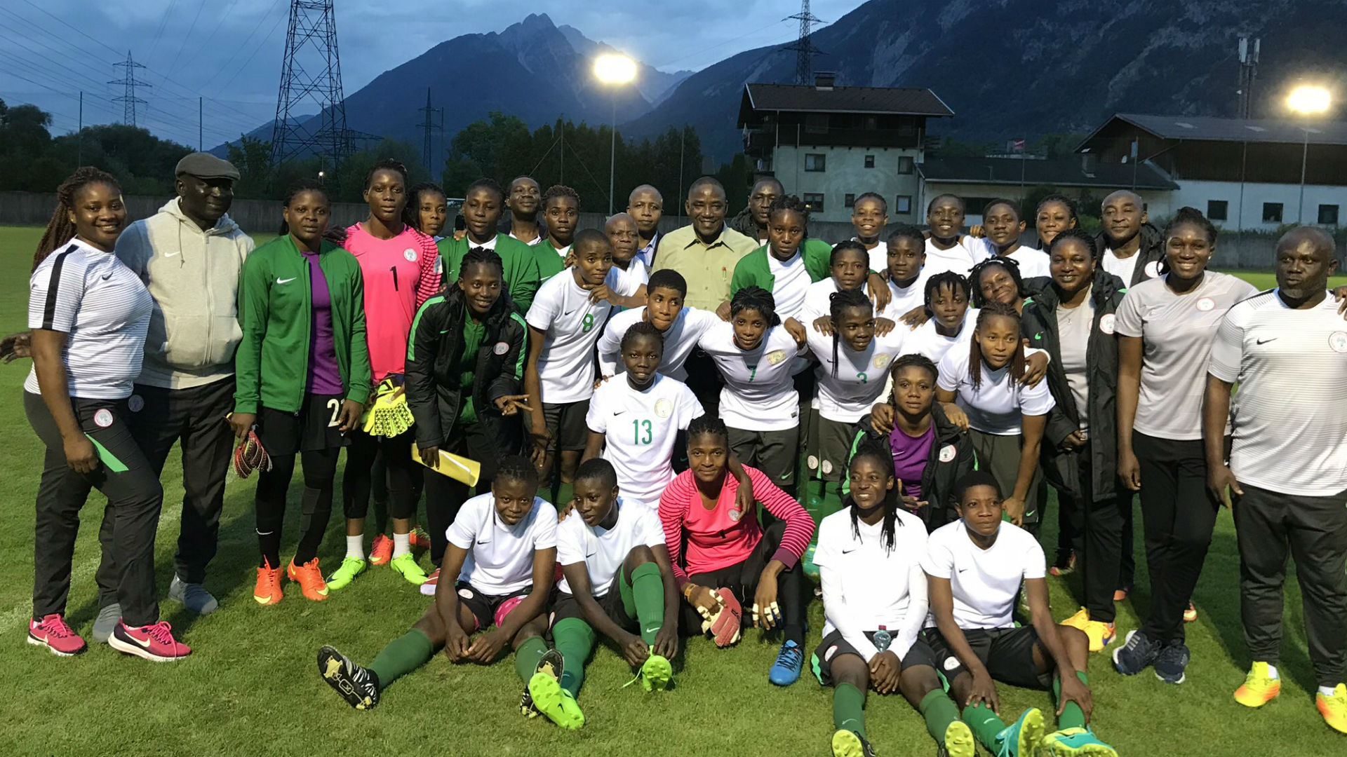 Federation Internationale de Football Association  U20 WWC: Falconets leave it late to book Q/Final spot