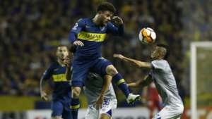 Nandez Boca Juniors Cruzeiro 19092018 Copa Libertadores