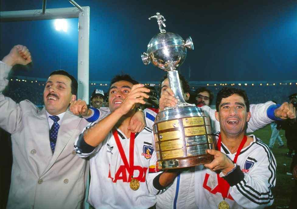 Colo Colo - Libertadores 1991