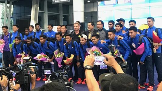 Malaysia U23, 24/07/2017