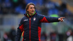 Davide Nicola Crotone coach
