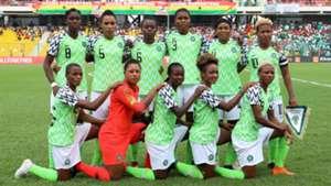Nigeria arrive in Meihzou for China invitational tournament