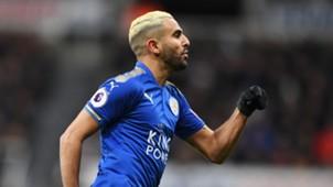 Riyad Mahrez, Leicester City