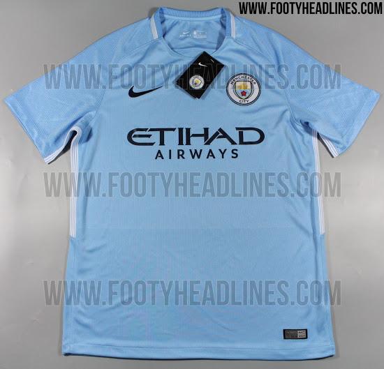 *NO GALERY* Manchester City Shirt 03052017